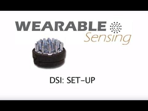 Tutorial: How to Set Up Wearable Sensing DSI Dry Electrode EEG Caps