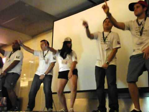 IC2012 - AIESEC Central America South Roll Call