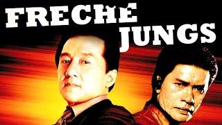 Freche Jungs - Naughty Boys (Actionfilm mit JACKIE CHAN komplett auf Deutsch, in voller Länge)