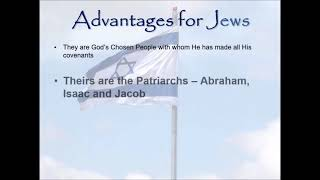 God Chose Israel...For What?