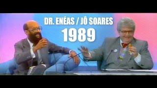 Dr. Enéas no Jô Onze e Meia - Primeira Entrevista em 89 no SBT