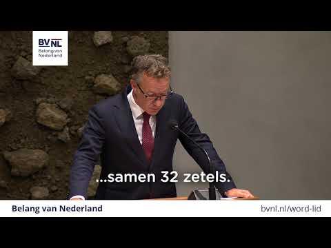 Nederland wil een rechts kabinet | 07-09-2021