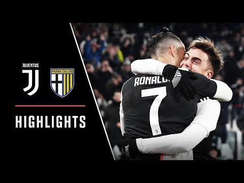 HIGHLIGHTS: Juventus vs Parma - 2-1 - Cristiano Ronaldo at the double!