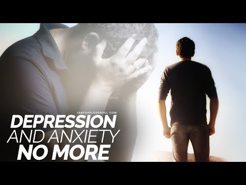 Overcome Depression & Anxiety – Motivational Video – World Mental Health Day