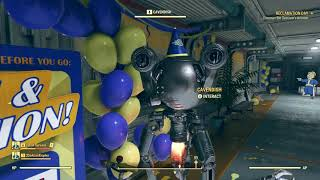 Fallout 76 - First hour in the wasteland