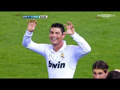 Cristiano Ronaldo vs Atletico Madrid HD 1080i (12/04/2012)