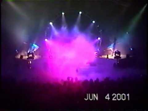 DJ Abel @ Colosseum Party 2001