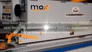 Pvc Kenar Bantlama Makinası-expert 2600- www.moxsabir.com