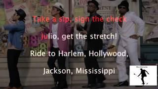 Uptown Funk - Karaoke