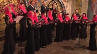 Hajnowskie Dni Muzyki Cerkiewnej'2016 - Chór parafii prawosławnejpw. Św. Mikołaja, Irpień (Ukraina)