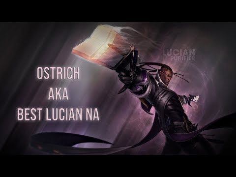 Lucian Build Guide : [9 17] Best Lucian NA's BEST Lucian