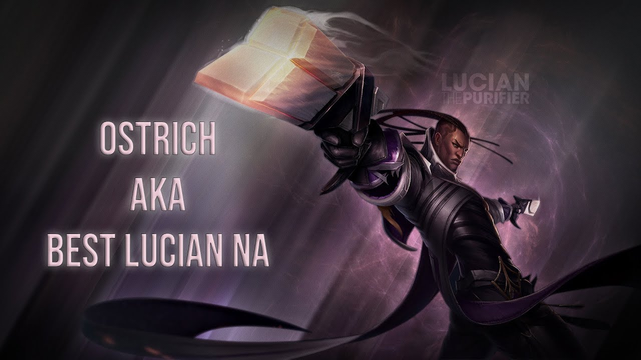 Lucian Build Guide : [9 13] Best Lucian NA's BEST Lucian