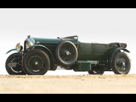 1928 Bentley 4 1 2 Litre Semi Le Mans Tourer 2 750 000