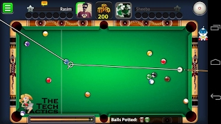8ball Pool Mega  Mod (guideline,autowin, And More.. 3.9.1