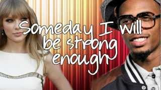 Both Of Us - B.o.B feat. Taylor Swift (Lyrics Video) with lyrics on screen (HD) New 2012 ♥