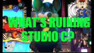 What's RUINING Studio C? - Was Studio C the WORST Decision For CEC?? ~ #ChucksterChat