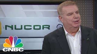 Nucor CEO: Steel Trade War | Mad Money | CNBC