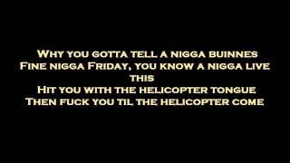 The Game -Ryda ft DeJ Loaf Lyrics Video