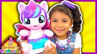 My Little Pony Baby Toys Review in 4K