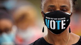 US early voting surpasses 70 million, continuing historic pace