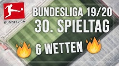 Bundesliga Tipps - 30. Spieltag 19/20 Gewinnspiel & Fanteam Tipps | Meine Wetten (Sportwetten Tipps)