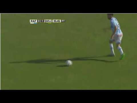 Atlético Rafaela cayó ante San Martín y se hunde en el fondo de la tabla