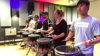 416BEATS | April Snare Sectional Rehearsal