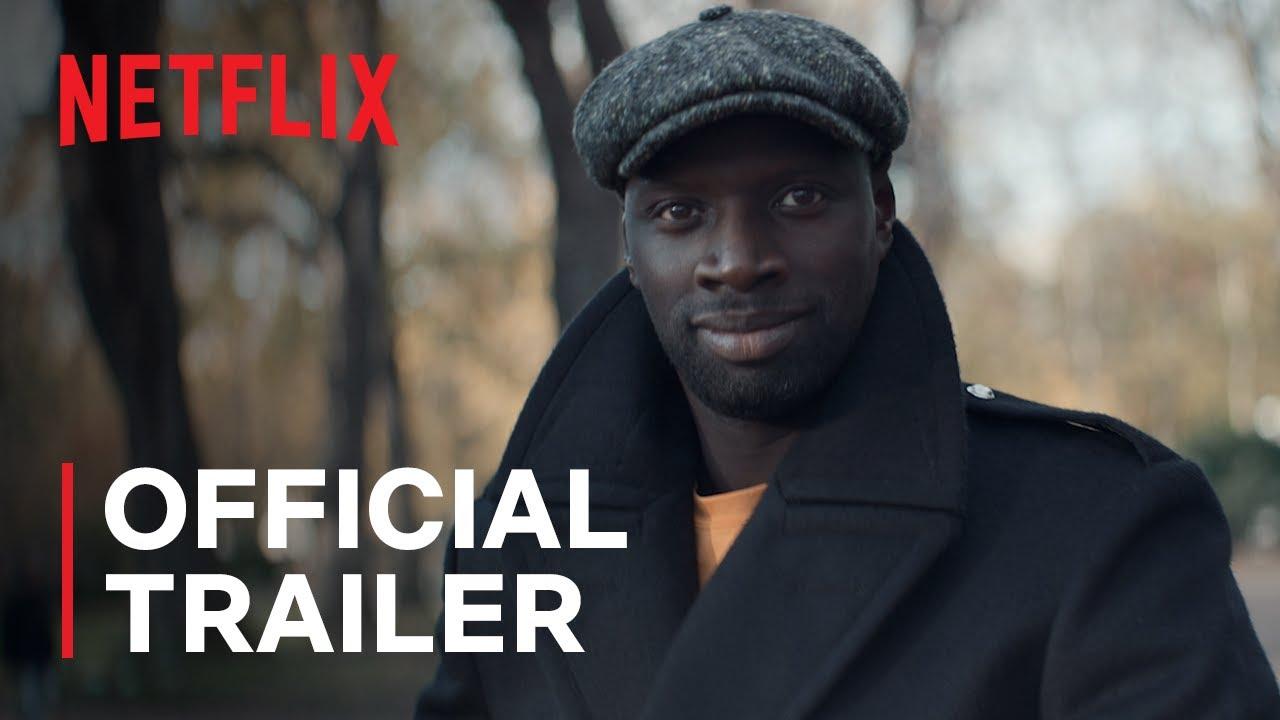 Netflix 8.1. Lupin