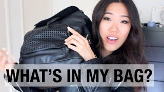 What's in my Bag/Backpack?