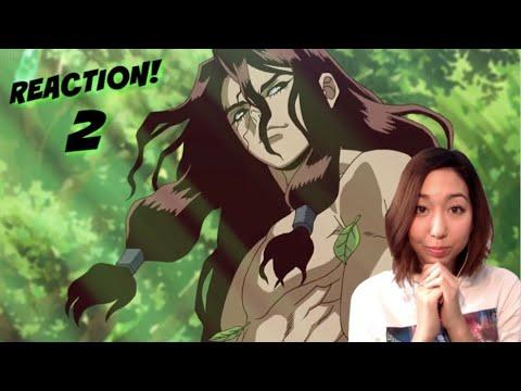 Stone sorceress episode 2
