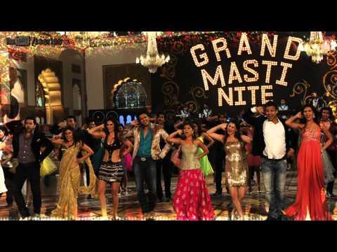 Grand Masti Tilte Song Remix Full (Audio)   Riteish Deshmukh, Vivek Oberoi, Aftab Shivdasani