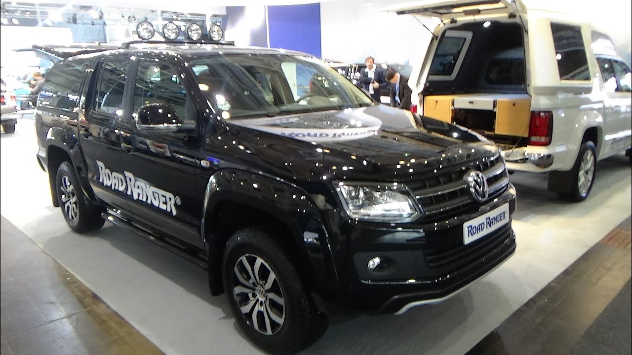 2017 volkswagen amarok road ranger exterior and interior. Black Bedroom Furniture Sets. Home Design Ideas