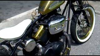 Repeat youtube video virago 535 customized