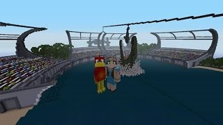 Minecraft - Jurassic World - Hide and Seek - W/Download