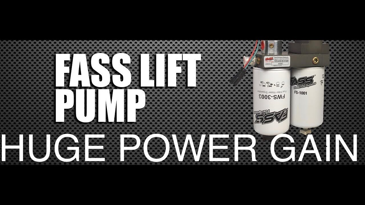 Duramax Fass Lift Pump And Cat Fuel Filter Replacement Youtube Filters