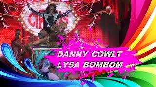 DANNY COWLT E LYSA BOMBOM PRIDE BLUE SPACE OFICIAL