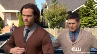 Сверхъестественное (Supernatural) 11 сезон 8 серия Промо HD