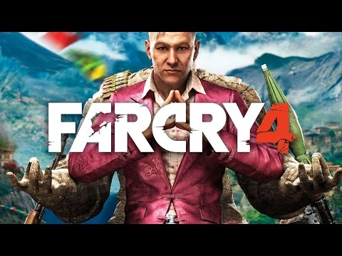 FAR CRY 4 #001 - Willkommen in Kyrat [HD+] | Let's Play Far Cry 4