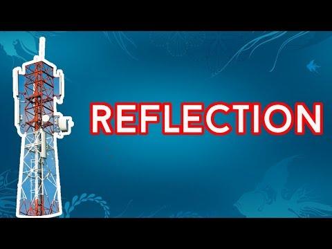 Propagation Effect in Wireless Communication| Reflection