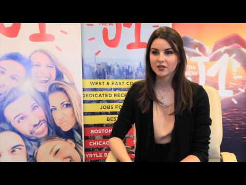 Catherina's J-1 VISA application experience, interview and American travel plans – USIT