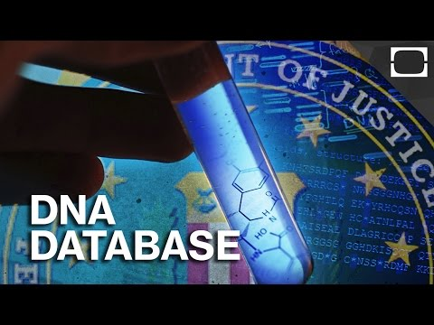 Why Does the Government Want Your DNA?