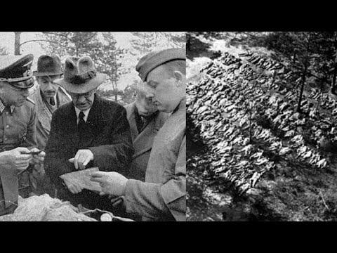 Расстрел в КАТЫНСКОМ ЛЕСУ. НКВД или ФАШИСТЫ?