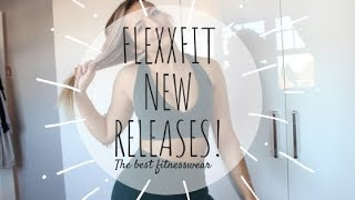 THE BEST FITNESS CLOTHING: FLEXXFIT NEW RELEASES