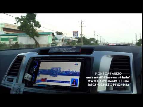 ทีวีดิจิตอลติดรถยนต์ โคราช นครราชสีมาชัด5โคกสูง บายบาส LOXLEY SPEED BEST CAR TV DIGITAL ราคาถูกโทร 0