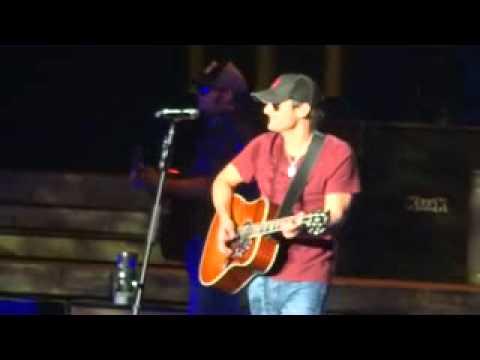 Eric Church - Springsteen (Charlotte November 28, 2012)