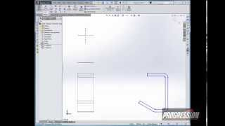 How to Convert DWG/DXF file to a 3D SolidWorks file