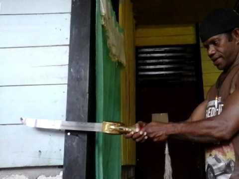Samurai 3 Tombol Putus Paku Tes Tggl 28 Maret 2017 Pemilik Irianto. Marani Manokwari Papua Barat