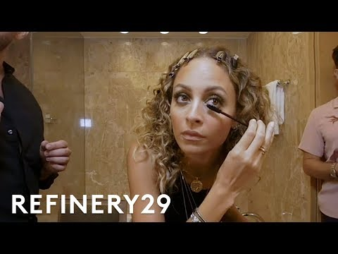 Get Ready With Nicole Richie For The 29Rooms Red Carpet   Get Glam VR   Refinery29