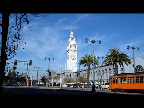 Tuesday Noon Siren Ferry Building San Francisco California