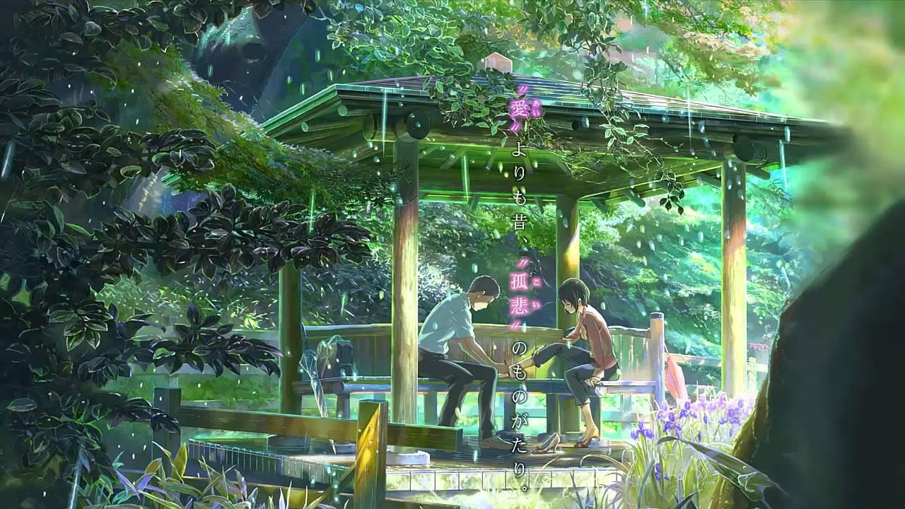 Motohiro Hata Rain The Garden of Words OST YouTube